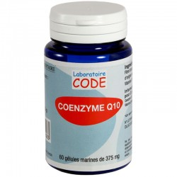 Co-enzyme Q10 - Anti-age -60 gélules