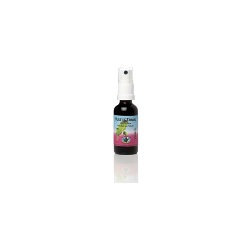 Pure Huile de Tamanu de Tahiti - Spray 30ml