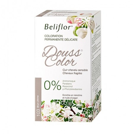 Coloration Dousscolor - Brun Ultime n° 103 - 131ml