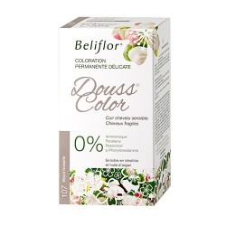 Coloration Dousscolor - Blond Noisette n°107 -131ml