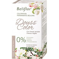 Coloration Dousscolor - Blond Clair Ultime n°110 - 131ml