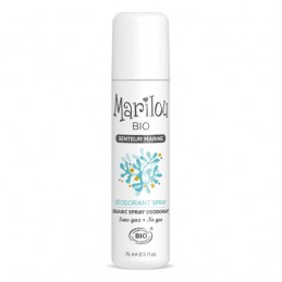 Déodorant Senteur marine spray - 75ml