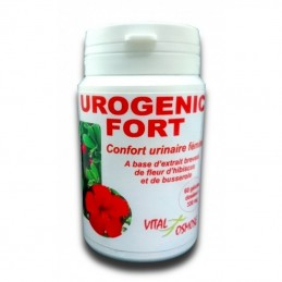 Urogenic-Fort 330 mg - 60 gélules