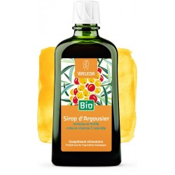 Sirop d'Argousier Bio - 250 ml