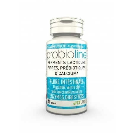 Probioline XL for - 60 gélules