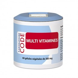 Multi Vitamines - 60 gélules