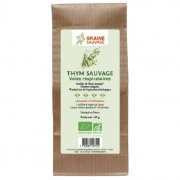 Infusion Thym sauvage...