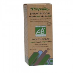 Spray buccal fraicheur -...
