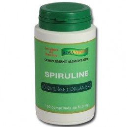 Aosa veritable - Spiruline...