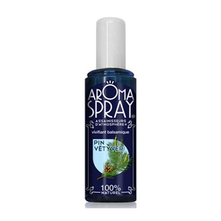 Aromaspray N° 12 Pin Vétyver - 100ml