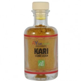 Ayurvana - Kari (curry doux bio) - 45g